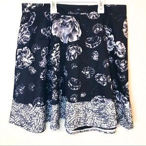 Prabal Gurung for Target Floral Skirt 12